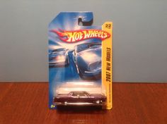 Hot Wheels '64 Lincoln Continental #22 of 180 2007 New Models Purple 1964…