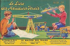 Catalogue Meccano 1938-39