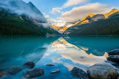 Lake Louise - Banff National Park - Alberta, Canada