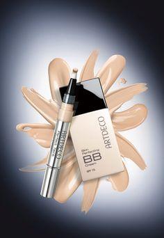 ARTDECO Perfect Teint Concealer und Skin Perfecting BB Cream