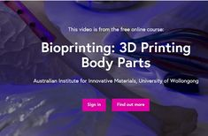 The prosthetic hand part 1 - Bioprinting: 3D Printing Body Parts