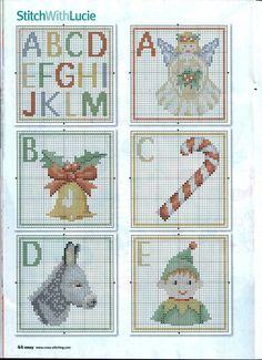 thread key is on - image only Cross Stitch Letters, Mini Cross Stitch, Cross Stitch Needles, Cross Stitch Samplers, Cross Stitch Charts, Cross Stitch Designs, Cross Stitching, Cross Stitch Embroidery, Stitch Patterns