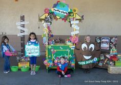 EVERYTHING'S COMING UP DAISIES ~ TROOP 524 and COOKIE BOOTH 2011 CHAMPIONS