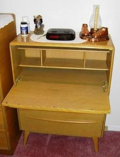 Heywood Wakefield Dresser - Desk