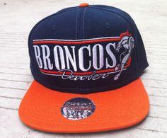 NFL Broncos Snapback Hats (2) , discount cheap  $5.9 - www.hatsmalls.com