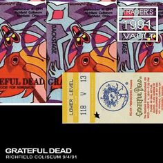 b061a1583a2 Grateful Dead Live at Richfield Coliseum on 1991-09-04   Free Borrow    Streaming