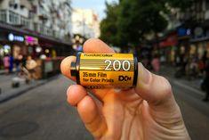 Kodak Colorplus 200 35mm 24 exposiciones Color Película de negativo, 20 Pack