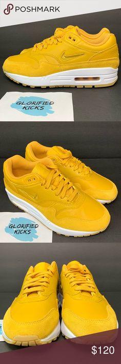 """12f17b6fba Nike Air Max 1 Premium SC Jewel Nike Air Max 1 Premium SC Jewel """"Mineral"""