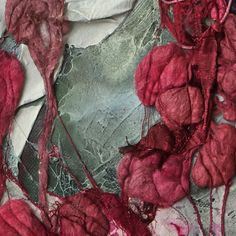 detail of Flourish by Maggie Ayres