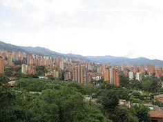 Poblado (Medellin), Colombia