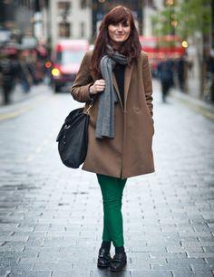 London green pants