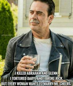 The Walking Dead #lol #welldamn
