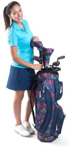 Miss Bennington Las Golf Cart Bag on