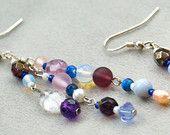 My handmade jewelry #handmadejewelry #handmadenecklace #handmadeearrings #handmadebracelet #wearableart
