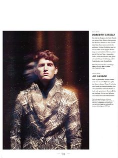 Men's Health Best Fashion - Autumn /Winter 2012-13 issue #fashion #editorial #menswear