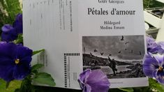 Petales d'amour - the life story of Hildegard Medina Emam, our founder is published (in french) Books, Love, Libros, Book, Book Illustrations, Libri