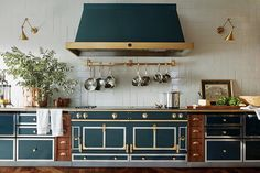 Covet: A Handcrafted, Luxury Kitchen Range From La Cornue La Cornue, Luxury Kitchen Design, Luxury Kitchens, Home Kitchens, Kitchen Designs, Tuscan Kitchens, Large Floor Tiles, Architecture Design, French Luxury Brands