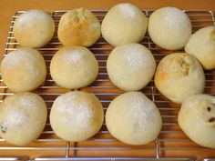 プチパンいろいろ *オレンジピール *レーズン *クルミ *カシューナッツ *ホシノ丹沢酵母使用
