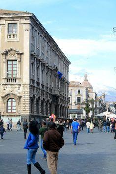 Catania, Piazza Duomo/Via Etnea
