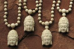 Quan Yin Malas-Tibetan Prayer Beads-Shakya Design