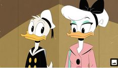 """"""" Episode Images Show Off Daisy Duck Pato Donald Y Daisy, Daisy Duck, Donald Duck, Duck Duck, Uncle Scrooge, Disney Ducktales, Duck Tales, Weird Dreams, I Still Love You"""
