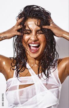 Most Beautiful Indian Actress, Priyanka Chopra, Hottest Photos, Indian Actresses, Dreadlocks, Indian Beauty, Hair Styles, Hair Plait Styles, Hair Makeup
