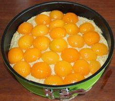 Aprikosen-Nuss Kuchen Rezept