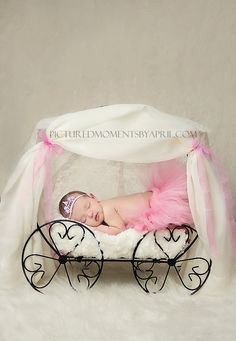 Shimmery Pink Tutu and Tiara Headband Set - Newborn Tutu - Girls Infant Baby Child Toddler Tutu via Etsy