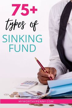 Most Useful Types of Sinking Fund (75+ You Must Have in Your Budget) Budget App, Best Budget, Apps For Couples, Sinking Funds, Money Book, Living On A Budget, Financial Goals, Ways To Save Money, You Must