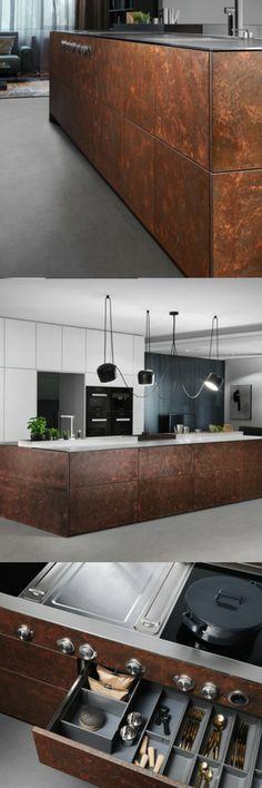 Küchenfarben 2017 Das sind die Farbtrends für die Küchenplanung - küchen farben trend