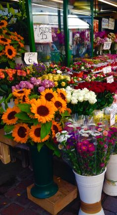Beautiful flowers at Bolzano Market in South Tyrol, Italy South Tyrol, Italy Vacation, European Travel, World Cultures, Dream Vacations, Adventure Travel, Travel Photos, Beautiful Flowers, Travel Inspiration