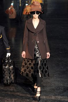 Louis Vuitton - Pasarela 2012_13