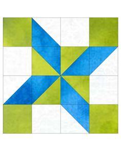 "GO! Clay's Choice 9"" Block Pattern |AccuQuilt|"