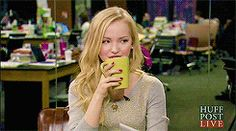 ❤️Dove Cameron❤️GIF Oliver Queen Felicity Smoak, Disney Channel Stars, Cameron Boyce, Female Face, Dove Cameron, Face Claims, Woman Face, Hairstyle Ideas, American Actress