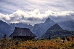 Kościelec i Rohacz Ostry - tatrzańskie Matterhorny