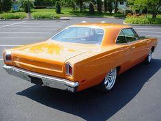 1969 Plymouth Roadrunner 383