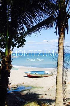 MONTEZUMA, COSTA RICA story by Julie Boyle on Steller