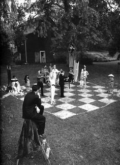 """You play the game.  You set the board.  Some people know but slam the door.  Lies are okay as the cast has been spun.  The Knight will protect her """"King"""" no matter who must fall for The One.  The three moves have already been made.  Your game is done.  Checkmate my friends."""