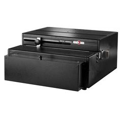 Rhino-Tuff HD 6500 Heavy Duty Punch. Buyer has Choice of die pattern (See description below). 14 inch (356 mm) Open Ended Punching Allows for Wider Applications. All Pins Easily Disengage on Dies. Patented Auto Reverse Feature. American Made Quality with 3 year factory warranty.