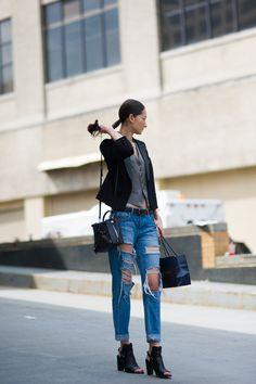 femme-belle:   Bruna   www.fashionclue.net |... Fashion Tumblr | Street Wear, & Outfits