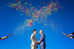 Confetti! | Fabio Mirulla Photographer | Florence, Italy.