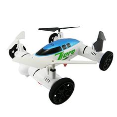 Womail 2017 Fashion HW7007 2 IN 1 24G 6Axis Plane Land Remote Control Car Quadcopter Drone Helicopter >>> Check out the image by visiting the link-affiliate link. #Drone
