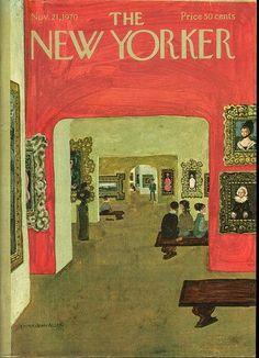 The New Yorker November 21 1970