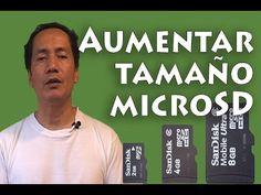 Cambiar o Aumentar el tamaño de microSD y pendrive USB | Hazlo Fácil