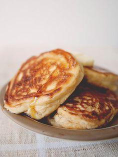 Pancake Recipes: Mini Irish Pancakes