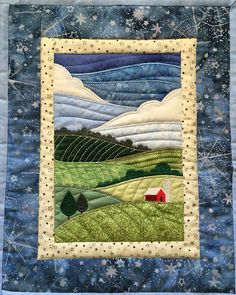 Ideas Patchwork Quilt Ideas Projects Wall Hangings For 2019 Patchwork Patterns, Quilt Patterns Free, Patchwork Quilting, Applique Quilts, Crazy Quilting, Art Quilting, Crazy Patchwork, Free Pattern, Sewing Patterns