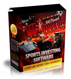Automatic sports investing software with ZERO loss http://www.afreeads.com/product_detail_p290848.html