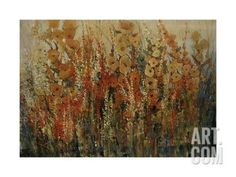 Garden View Giclee Print by Tim O'toole at Art.com
