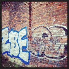 #random street art in Warsaw at ul. Bema 65
