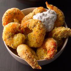 Scampi's met aardappeltjes uit de oven #WeightWatchers #WWrecept